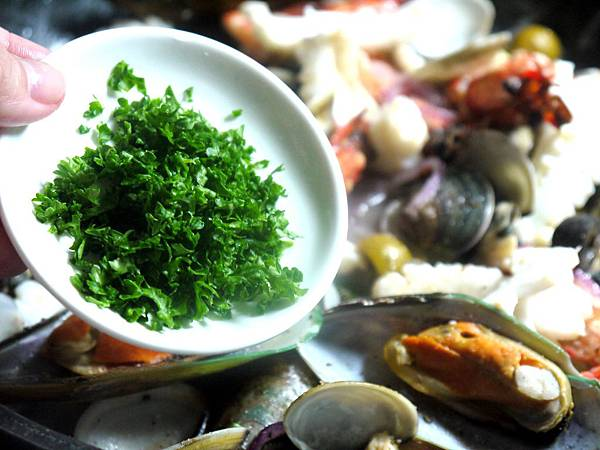 【Bambino海鮮篇】簡單幾步驟「義式海鮮」