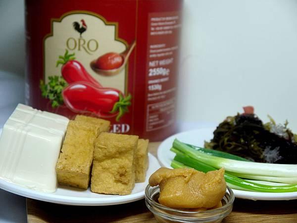 【Bambino蔬菜篇】軟呼呼~「蕃茄味噌湯」
