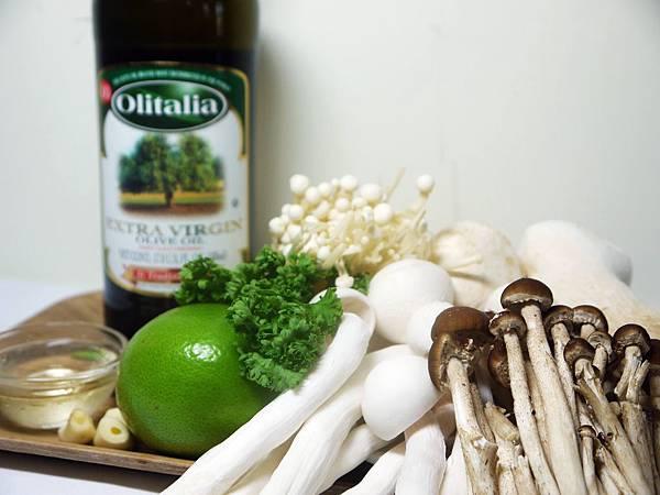 【Bambino蔬菜篇】中秋節碳烤新吃法~「燒烤什錦菇」