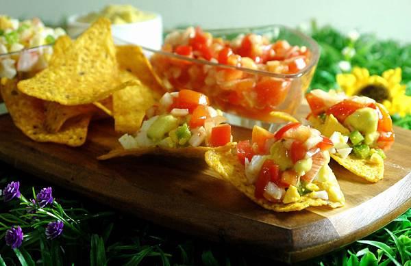 【Bambino開味菜篇】不需要刀工的「蟹肉墨西哥玉米餅」~