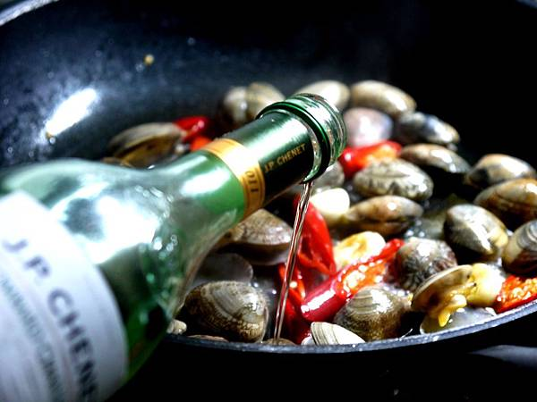 【Bambino海鮮篇】下酒菜來著的「白酒海瓜子」~