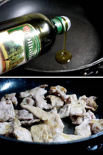 【Bambino肉類篇】便當好菜的「薑醋燒豬肉」~