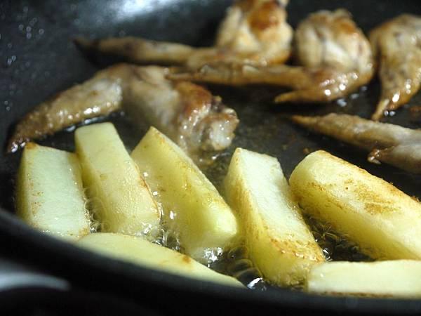 【Bambino肉類篇】吮指好呷A「燒烤風馬鈴薯雞」~