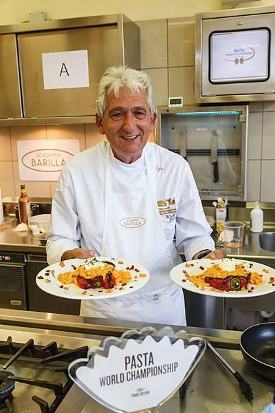 Chef Pedro Picciau