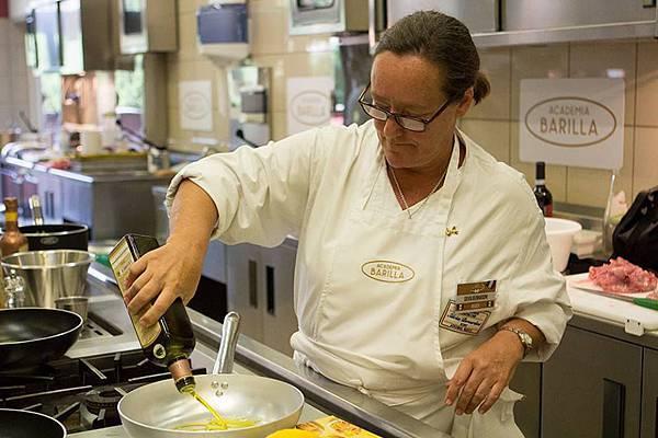 Chef Silvia Bernardini