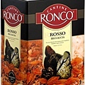 CANTINE RONCO Rosso lt 5