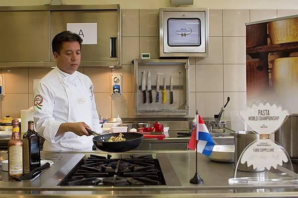 Chef Fabio Cappellano