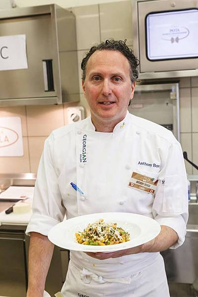 Chef Anthony Borgo