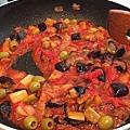 西西里島燉菜  Caponata