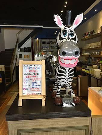 【新竹】斑馬.騷莎美義餐廳-Dining&cafe'3店 勝利店