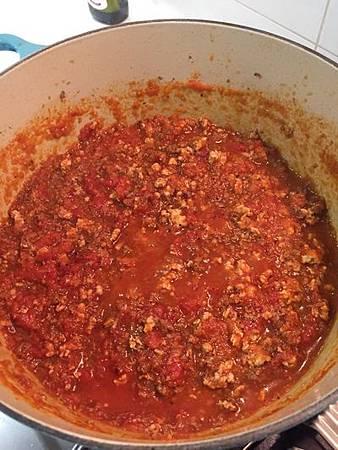 波隆那肉醬義大利麵
