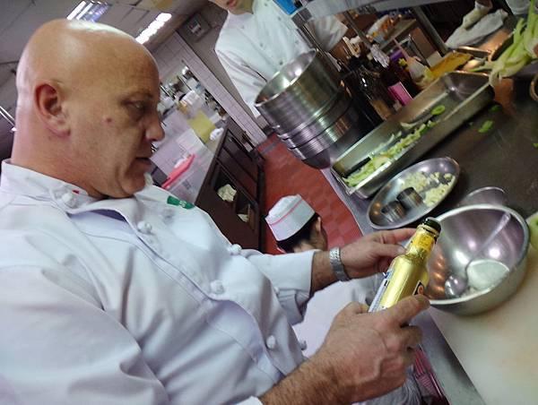 橄欖油風味韃靼鮮蝦