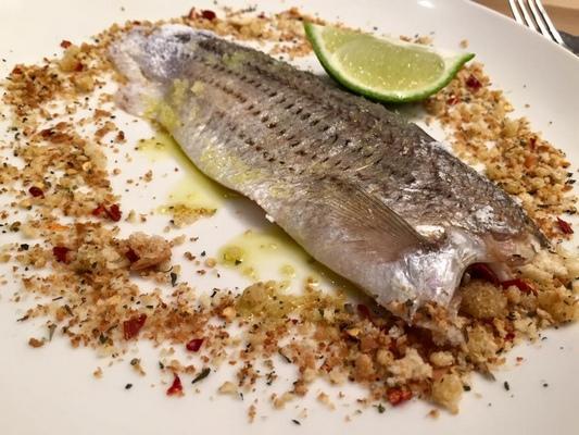 鹽焗鱸魚風味麵包粉
