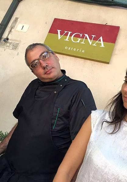Osteria VIGNA Casperia