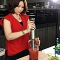 伊萊克斯料理 x 蕃茄蜜飲2