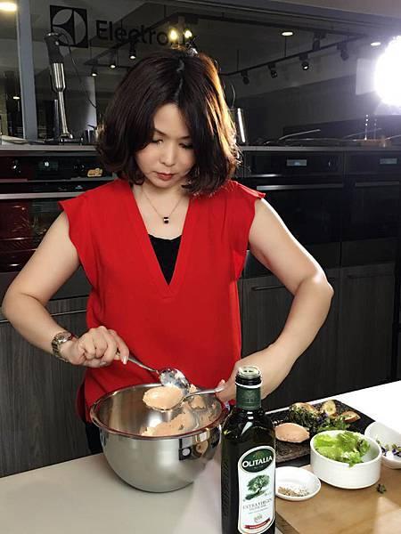 伊萊克斯料理 x 鮭魚幕斯3