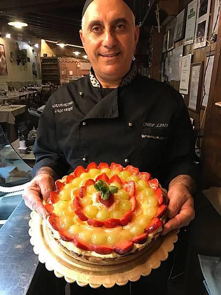義大利西西里島甜點