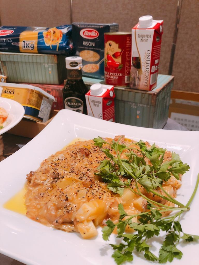 Majore風豬肉燉飯