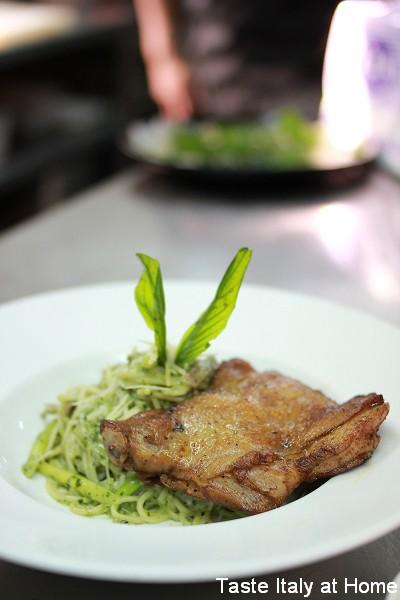 青醬雞肉碳烤義大利麵14.jpg