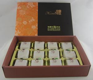 淘喜地土鳳梨酥禮盒(12入)