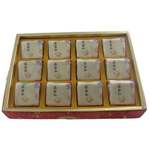淘喜地全素鳳梨酥禮盒(12入)