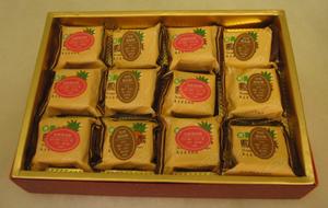 淘喜地綜合鳳梨酥禮盒 (12入)