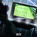 魅上偷偷練習網球