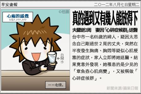 新聞畫報20120807