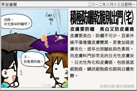 新聞畫報20120813