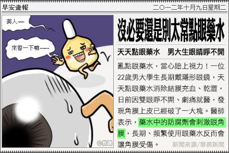 新聞畫報20121009