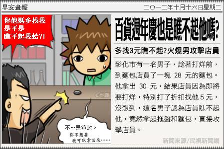 新聞畫報20121016