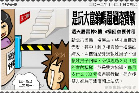 新聞畫報20121020
