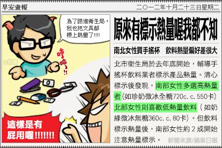 新聞畫報20121023