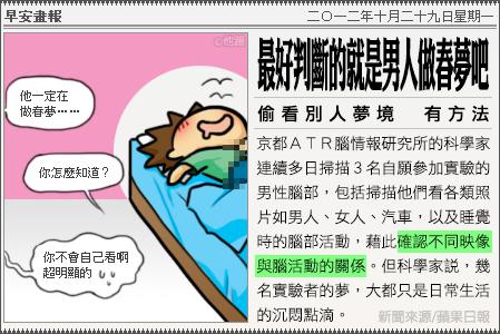 新聞畫報20121029