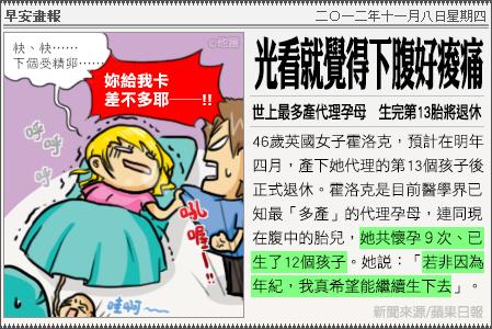 新聞畫報20121108