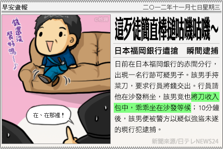 新聞畫報20121107