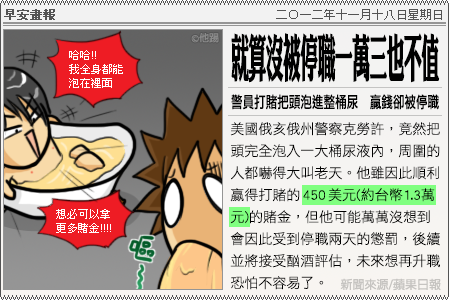 新聞畫報20121118