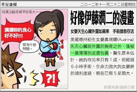 新聞畫報20121122