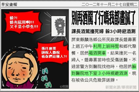 新聞畫報20121127