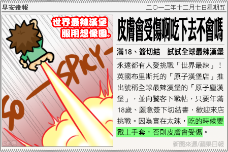新聞畫報20121207