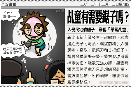 新聞畫報20121213