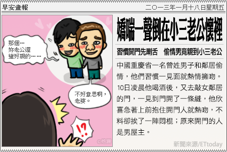 新聞畫報20130118