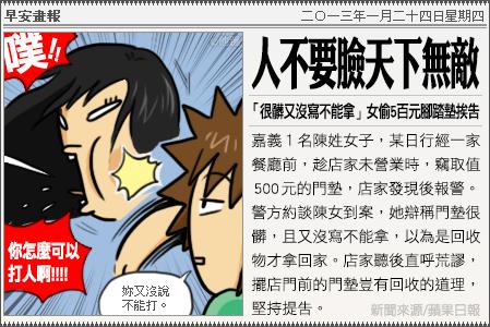 新聞畫報20130124