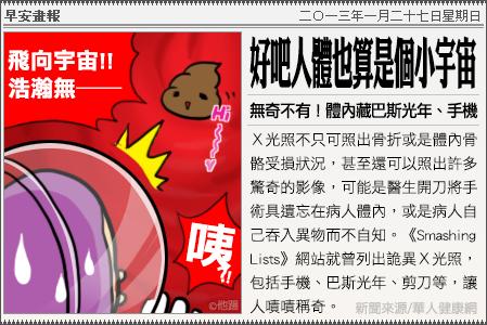 新聞畫報20130127