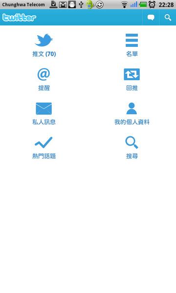 微網誌-推特1
