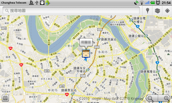 Gmaps-定位
