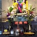 今天是泰國的萬佛節 歡迎來象漾坊拜象神
