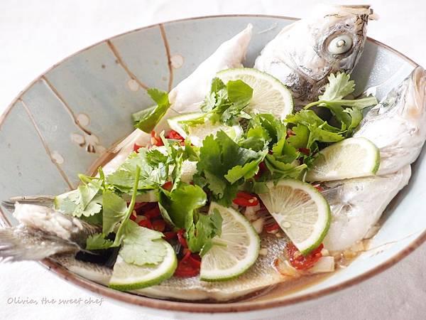 泰式檸檬魚1