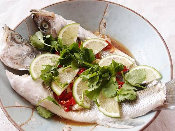 泰式檸檬魚5