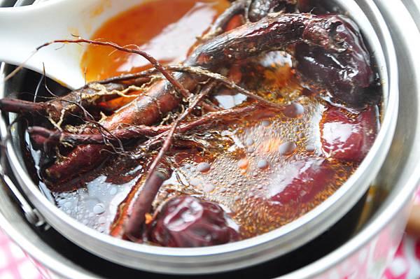 丹參紅棗燉肋排3